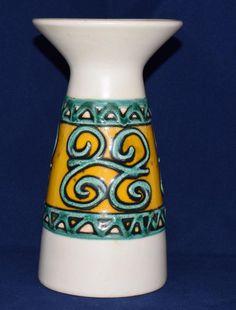 Eckhardt&Engler 2084-15 Design Vase 60s Vintage artpottery Midcentury WGP