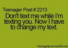 yes this does happen!!! so annoying