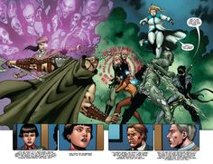Preview: Unity #14,   UNITY #14 Written by MATT KINDT Art by CAFU Cover by LEWIS LAROSA (NOV141693) Handbook Variant by FRANCIS PORTELA (NOV141694) Variant Cover b...,  #All-Comic #BrianReber #Cafu #FrancisPortela #LewisLarosa #MattKindt #Preview #RyanLee #Unity #Valiant #ValiantEntertainment