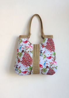 tote bag by made by nanna on etsy