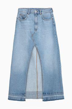 Все оттенки синего: полсотни вещей из денима для этой весны | Мода | Выбор журнала Vogue | журнал Vogue