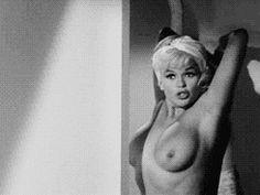 Jayne mansfield boobs gif