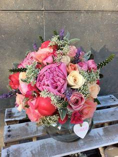 Ramo de novia variado Arimany Estudi Floral