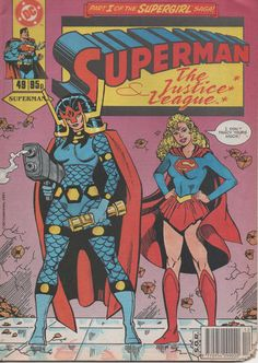 Cover for Superman (Egmont Magazines, 1988 series) #49