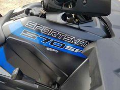 New 2017 Polaris Sportsman 570 SP Stealth Black ATVs For Sale in North Carolina.