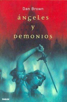 Resultado de imagen para angeles y demonios libro