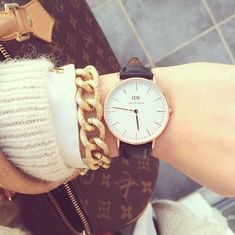 Daniel Wellington Classic Sheffield Watch use WOMENSFASHION for 15% off all products at https://www.danielwellington.com/us/ until June 15, 2015. hurry dont miss out on this deal