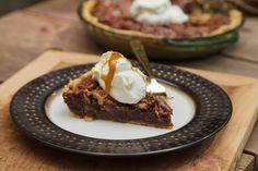 Dark Chocolate Pecan Pie Recipe