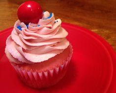 Bubblegum Cupcakes from The TipToe Fairy