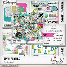 April Stories collection with FWP