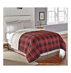 Ruff Hewn Sherpa Comforter