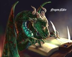 Image result for book dragons