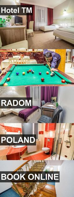 Hotel TM in Radom, Poland. For more information, photos, reviews and best prices please follow the link. #Poland #Radom #travel #vacation #hotel
