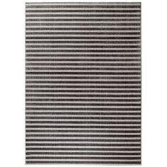 Persian Rugs 9020 Dark Gray Luxury Polyester Contemporary Area Rug