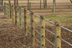 Prefect Fence | No-Weld Fencing. This may actually be the cheaper way to go! It also saves trees and looks really cool!!