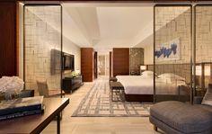 The residential feel of Park Hyatt New York, by yabu pushelberg