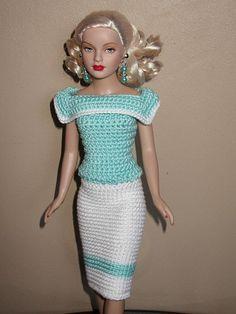"kaarrola_OOAK FASHION ~~Outfit~~ Tonner Tiny Kitty Collier 10"""