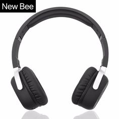 Cheapest prices US $16.40  New Bee Wireless Bluetooth Headphones with Mic NFC Sport Bluetooth Headset with App Stereo Earphone for Phone Computer TV  Provide product: Xiaomi