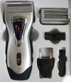 Toshiko Rechargeable shaver Trimmer - The biggest Health and Beauty Products screw ups of all time