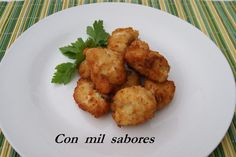 Con mil sabores: LAGRIMITAS DE POLLO CASERAS