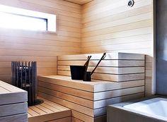 Saunas, Bath Room, Interior Inspiration, Basement, Sweet Home, Interiors, Decor, Washroom, Root Cellar