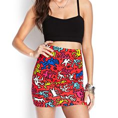 Launch You'll Love: Forever 21′s Keith Haring and Jean-Michel Basquiat CapsuleCollection