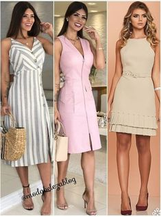 Rompers Women, Jumpsuits For Women, Nice Dresses, Casual Dresses, Summer Dresses, Tweed Dress, Long Jumpsuits, African Fashion, Lingerie