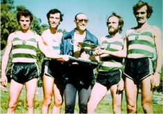 Sporting Clube de Portugal 14 times European Champeon of Cross Country Athletics