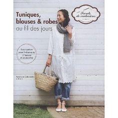 Tuniques, blouses  robes au fil des jours: Amazon.fr: Megumi Aoki, Michiyo Ito, Mako Hiratsuka, Natsuko Sakai, Collectif: Livres