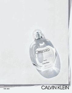 Toby McFarlan Pond & Calvin Klein - Obsessed Campaign — News — Serlin Associates