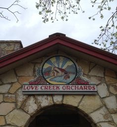 Love Creek Orchard in Medina, TX