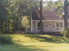 Ossipee Lake cottage rental - The 7th Tee