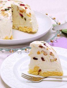 イタリア風チーズアイスケーキ カッサータ