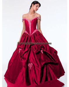 2010 Winter quinceanera dress,Modest V-neck quinceanera dress 15390-9,discount designer quinceanera ball gowns,Modest the most popular quinceanera dress.
