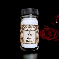VESTA RITUAL POWDER - Manifestation & Spell Accelerator - For Power, Strength, Wishes, Protection, Banishing, Cleansing, Hex & Curse Breaking & Removing Negative Energy