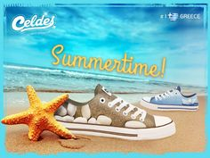 Plimsoll casual printed shoes printed with picture of celebrity destinations Printed Shoes, Plimsolls, Celebrity Pictures, High Tops, Summertime, High Top Sneakers, Greece, Destinations, Celebrities