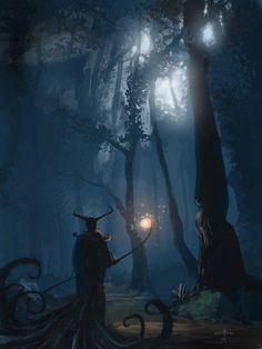 Forest Healer by Jiří Zralý
