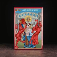 Ignatius of Antioch (XXIc) Icon - S335 - Legacy Icons