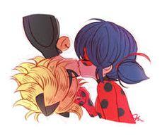 Resultado de imagem para ladybug and chat noir
