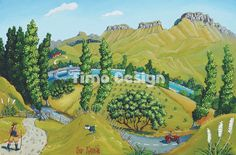 Check out the deal on The Peak by Timo Rannali at New Zealand Fine Prints