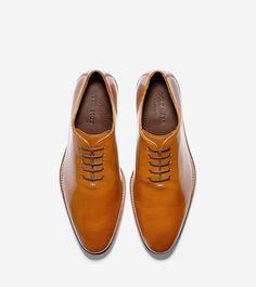 Preston Wholecut Oxford. Hot ShoesMen's ShoesCole  HaanPrestonOxfordsTansMen's ...