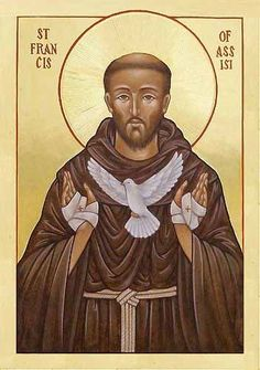 Saint-Francis-Icon.