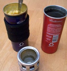 Roll a rim on an Aluminum Bottle to create a Tumbler Cup, or a Cook Pot for a backpacking stove.This instructable walks through the process of making a mouth-friendly edge .