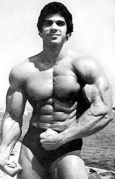 Lou Ferrigno | #bodybuilding #ripped @Muscular&TheScientist&TheScientist&TheScientist&TheScientist&TheScientist&TheScientist