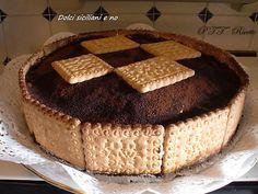 Torta di biscotti con cioccolato e mascarpone 3