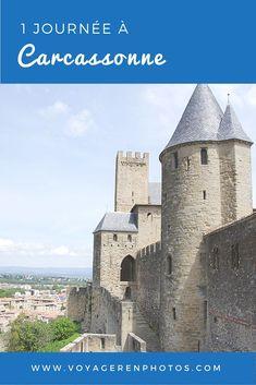 Découverte de la cité médiévale de Carcassonne classée au Patrimoine Mondial de l'UNESCO