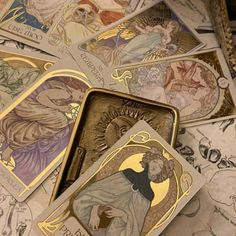 Images Esthétiques, Photocollage, Witch Aesthetic, Aesthetic Art, Aesthetic Vintage, Alphonse Mucha, Wicca, Aesthetic Pictures, Ethereal