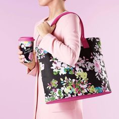Full Bloom Canvas Totebag $19.99 #avon #totebag #canvasbag @http://avon4.me/2pKri1S