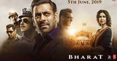 Bharat Hindi Full HD Movie Online Watch - Salman Khan, Bharat is a 2019 Hindi Hindi language drama film written and directed by Ali Abbas Jafar. It is co-produced by Rail Life Productions, Salman Khan Films Watch Bollywood Movies Online, Latest Bollywood Movies, Bollywood Songs, Bollywood Movie Trailer, New Hindi Movie, New Hindi Songs, Movies To Watch Free, Hd Movies, Movies Free