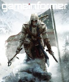 Assassins Creed III cant stop reading this!
